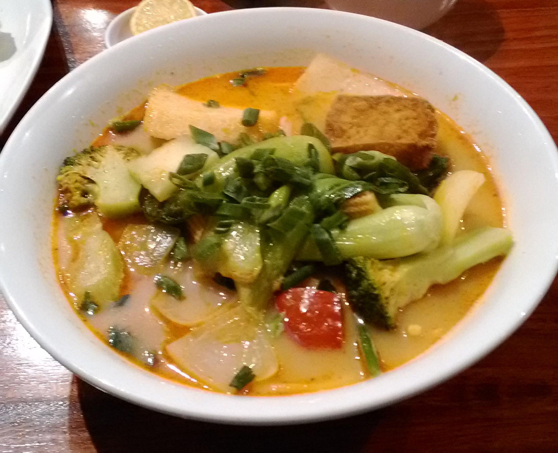 Thanh Vine料理